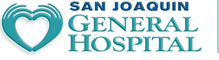 San Joaquin General Hospital Logo